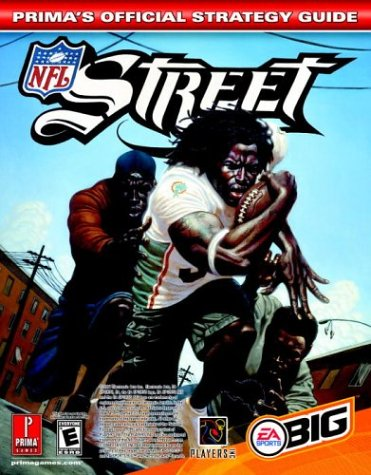 NFL Street (Prima's Official Strategy Guide) - Mark Cohen