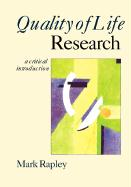 Quality of Life Research: A Critical Introduction