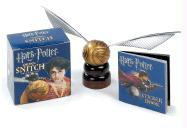 Harry Potter Golden Snitch Kit