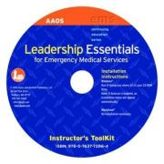 Itk: Leadership Essen for EMS Instructors Toolkit - Aaos