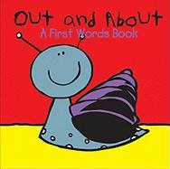 Out and about: A First Words Book - Clough, Julie