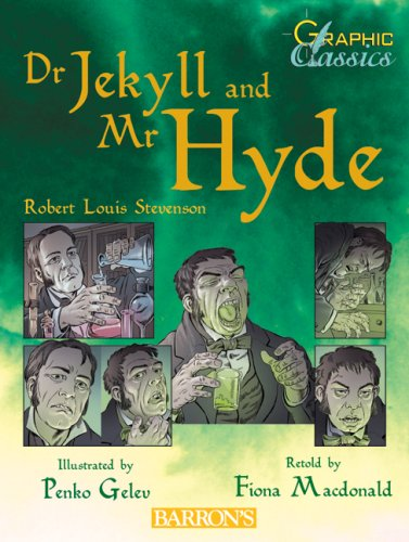 Dr. Jekyll and Mr. Hyde (Graphic Classics) - Robert Louis Stevenson