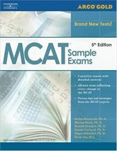 MCAT Sample Exams: Fully-Updated with Brand-New Tests (Arco MCAT Sample Exams)