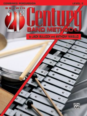 Belwin 21st Century Band Method, Level 2: Combined Percussion
