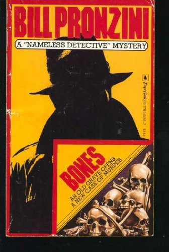 Bones (Nameless Detective Mystery) - Bill Pronzini