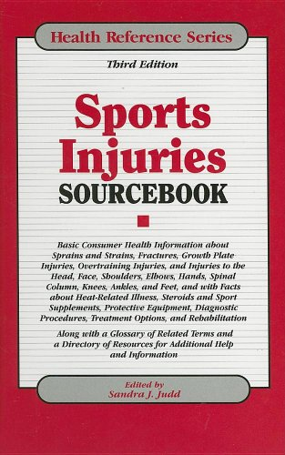Sports Injuries Sourcebook (Health Reference Series) - Joyce Brennfleck Shannon