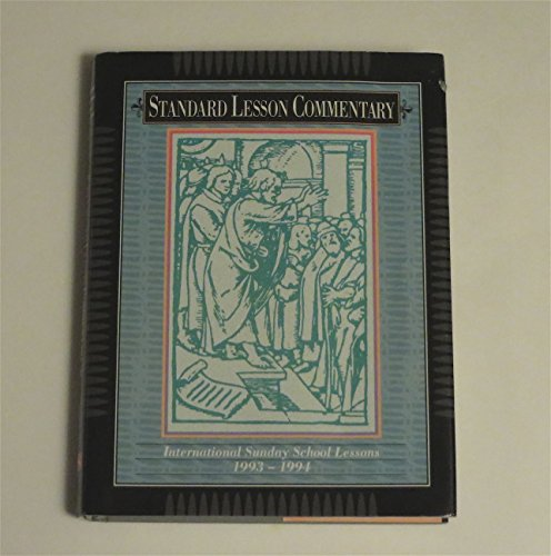 Standard Lesson Commentary (1993-1994) - Standard Publishing