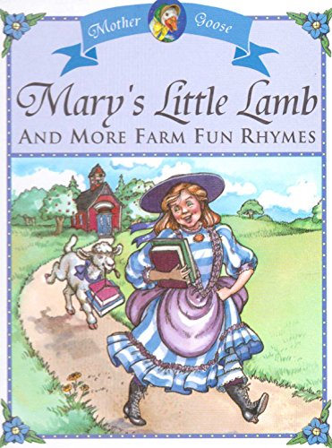 Mary's Little Lamb And More Farm Fun Rhymes - Little Classics - Publications International, Ltd. - CEO Louis Weber