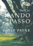 Back to Wando Passo - Payne, David