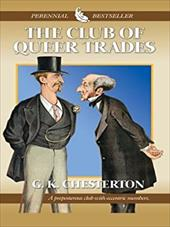 The Club of Queer Trades (Thorndike Classics)