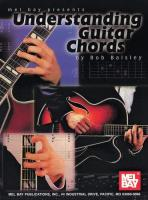Understanding Guitar Chords - Balsley, Bob