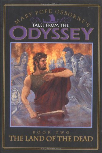The Land of the Dead (Odyssey) - Mary Pope Osborne