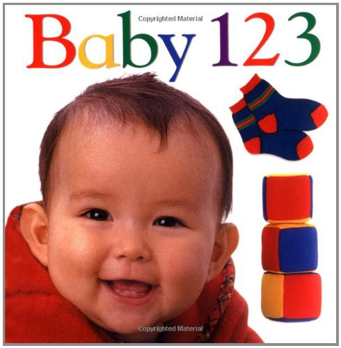 Baby 1 2 3 (Soft-to-Touch Books) - DK