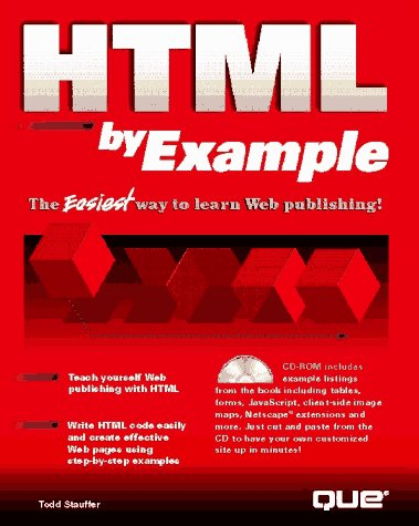 Html by Example - Todd Stauffer