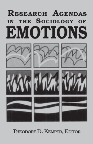 Research Agendas in the Sociology of Emotions (SUNY Series in the Sociology of Emotions) - Theodore D. Kemper