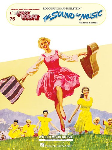 The Sound of Music: E-Z Play Today Volume 76 - Richard Rodgers; Oscar Hammerstein II