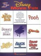 Disney Movie Fun: Five-Finger Piano