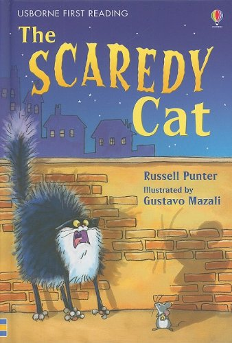 The Scaredy Cat (Usborne First Reading: Level 3) - Russell Punter
