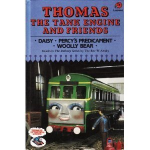 Thomas the Tank Engine and Friends:Daisy-Percy's Predicament-Woolly Bear - Rev. W. Awdry