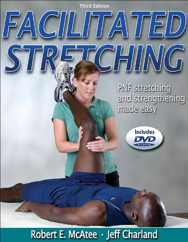 Facilitated Stretching - 3rd Edition - Robert McAtee, Jeff Charland
