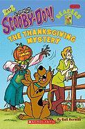 The Thanksgiving Mystery - Herman, Gail