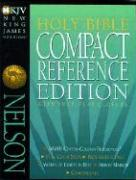 Compact Reference Bible-NKJV-Snap Flap