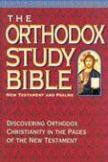 Orthodox Study New Testament W/Psalms-NKJV