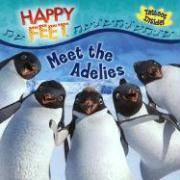 Meet the Adelies with Tattoos (Happy Feet)