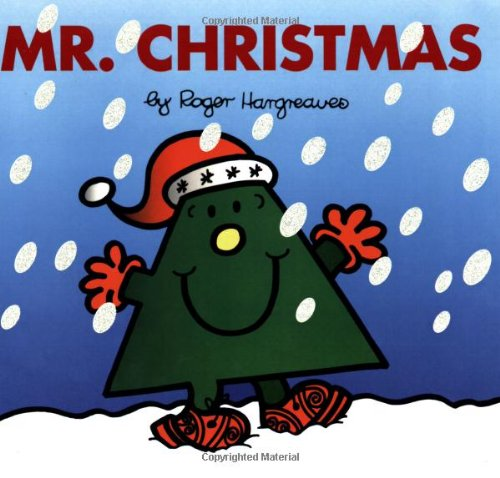 Mr. Christmas (Mr. Men and Little Miss) - Roger Hargreaves