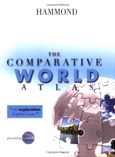 The Comparative World Atlas (Hammond Comparative World Atlas) - Hammond World Atlas Corporation