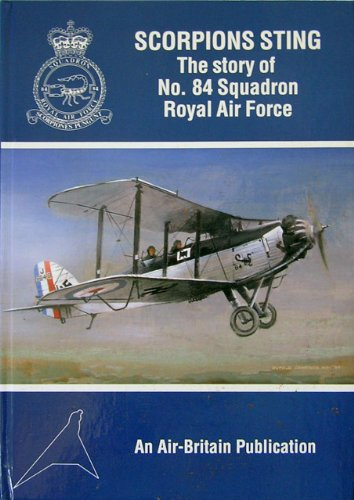 Scorpions Sting: The Story of No.84 Squadron Royal Air Force - Neate, Don