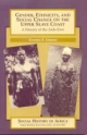 Gender, Ethnicity and Social Change on the Upper Slave Coast: History of the Anlo-Ewe