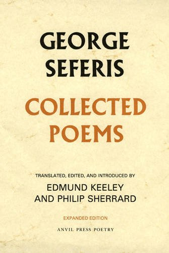George Seferis: Collected Poems - Seferis, George
