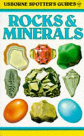 Usborne Spotter's Guide to Rocks  &  Minerals - Alan Woodley; Charles Fray; Mike Freeman