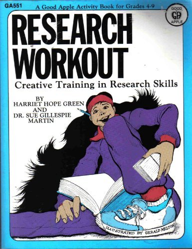 Research Workout - Harriet Hope Green; Susan Martin