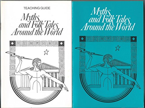 Myths and folk tales around the world - Robert R Potter