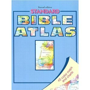 Standard Bible Atlas - Not Available