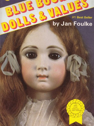 8th Blue Book of Dolls and Values - Jan Foulke