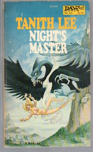 Night's Master (Flat Earth, Book 1) - Tanith Lee