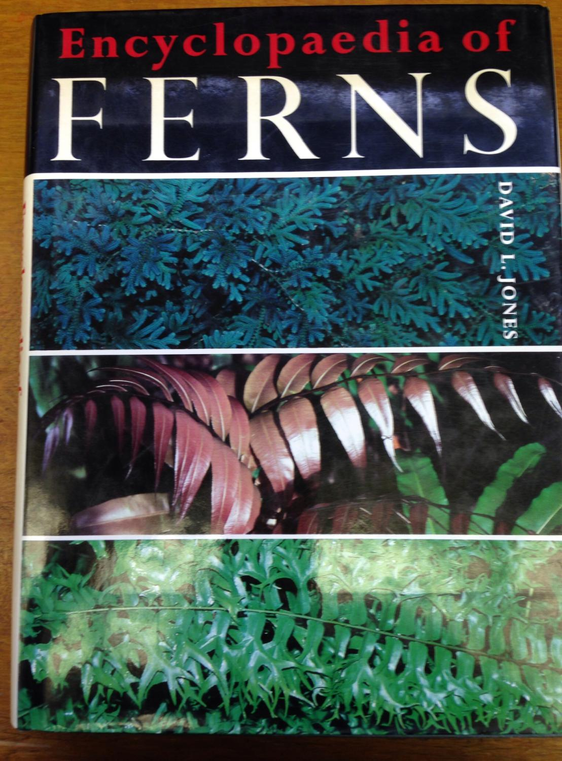 Encyclopaedia of Ferns: 01