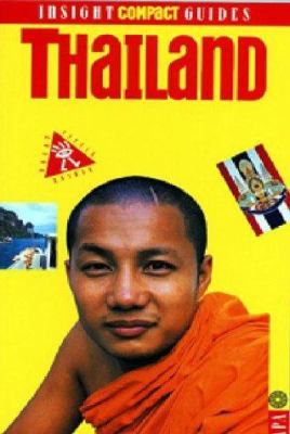 Insight Compact Guide Thailand (Insight Compact Guides) - Scholz, Rainer