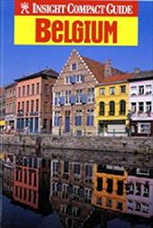 Insight Compact Guide Belgium (Insight Compact Guides)