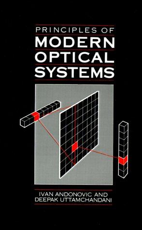 Principles of Modern Optical Systems (Artech House Telecommunication Library) (Vol 1) - Ivan Andonovic