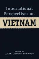 International Perspectives on Vietnam