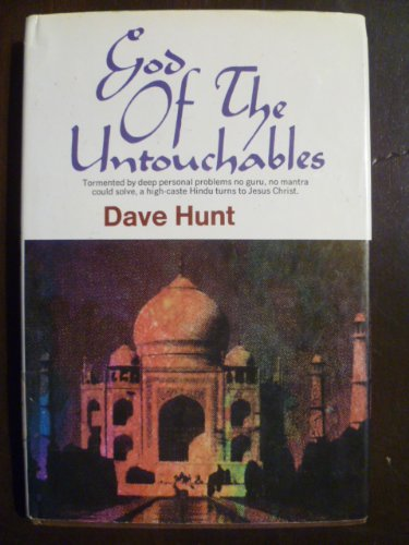 God of the untouchables - Hunt, Dave