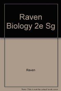 Study Guide to Accompany Biology. - Raven and Johnson, Margaret Gould Burke, Ronald M. Taylor.