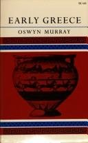 Early Greece - Oswyn Murray