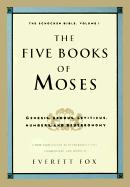 Five Books of Moses: The Shocken Bible Volume 1-OE