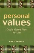 Personal Values - Senske, Kurt