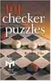 101 Checker Puzzles [With Fold-Out Checkerboard]